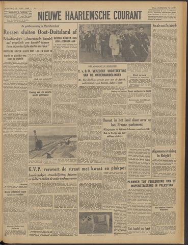 Nieuwe Haarlemsche Courant 1948-06-19