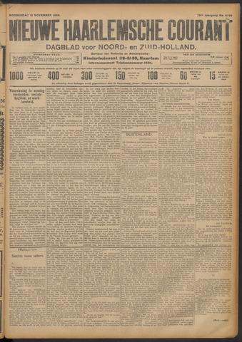 Nieuwe Haarlemsche Courant 1908-11-12