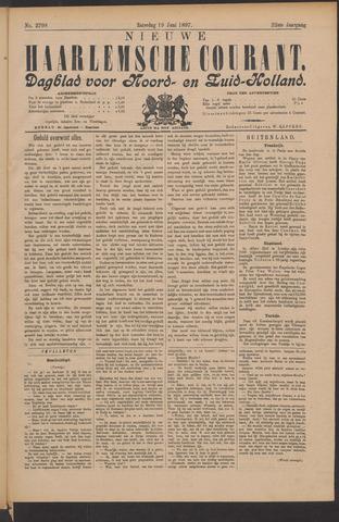 Nieuwe Haarlemsche Courant 1897-06-19