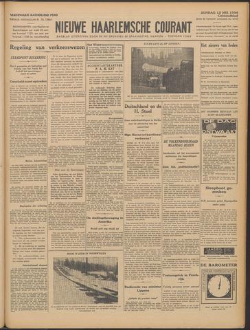 Nieuwe Haarlemsche Courant 1934-05-13