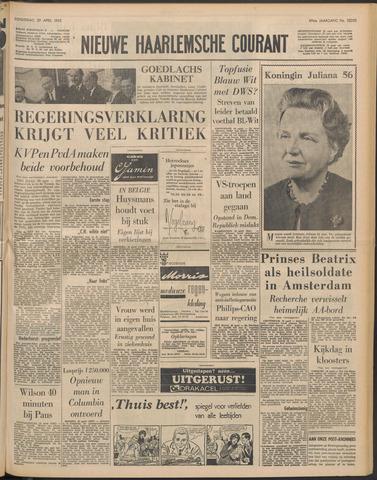 Nieuwe Haarlemsche Courant 1965-04-29