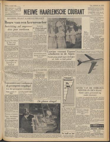 Nieuwe Haarlemsche Courant 1954-03-05