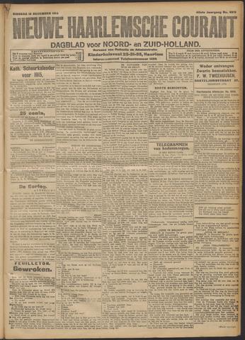 Nieuwe Haarlemsche Courant 1914-12-15