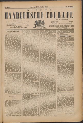 Nieuwe Haarlemsche Courant 1886-09-16