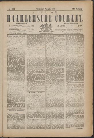 Nieuwe Haarlemsche Courant 1888-11-07