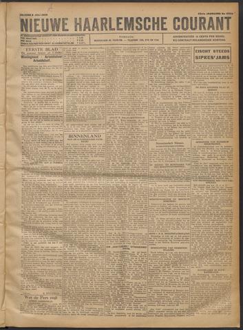 Nieuwe Haarlemsche Courant 1920-07-09