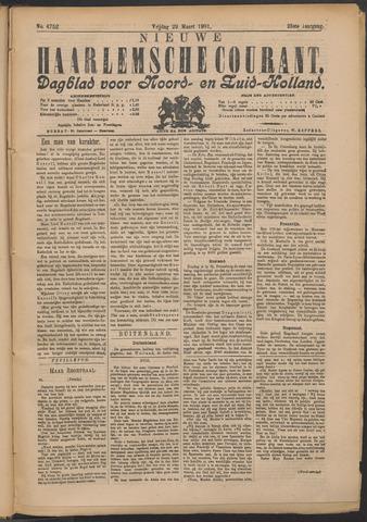Nieuwe Haarlemsche Courant 1901-03-29