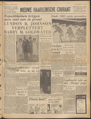 Nieuwe Haarlemsche Courant 1964-11-04
