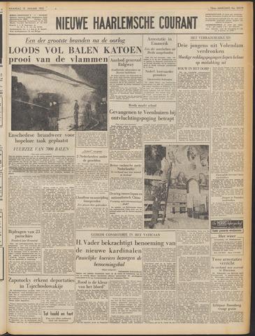 Nieuwe Haarlemsche Courant 1953-01-12