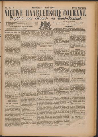 Nieuwe Haarlemsche Courant 1904-06-11