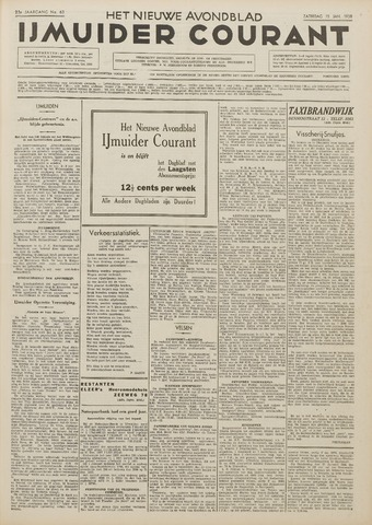 IJmuider Courant 1938-01-15
