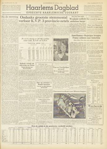 Haarlem's Dagblad 1954-04-22