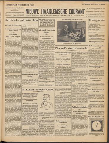 Nieuwe Haarlemsche Courant 1932-08-06