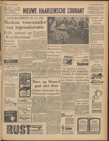 Nieuwe Haarlemsche Courant 1963-09-20