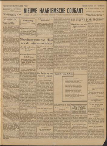 Nieuwe Haarlemsche Courant 1941