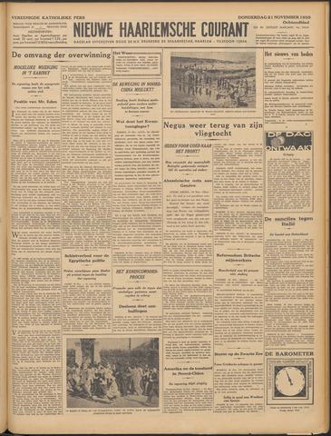 Nieuwe Haarlemsche Courant 1935-11-21