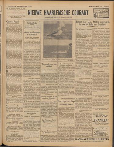 Nieuwe Haarlemsche Courant 1941-03-10