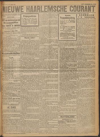 Nieuwe Haarlemsche Courant 1917-06-30