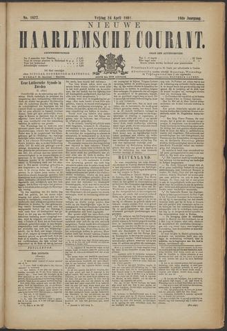 Nieuwe Haarlemsche Courant 1891-04-24