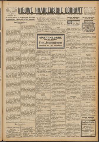 Nieuwe Haarlemsche Courant 1924-06-14