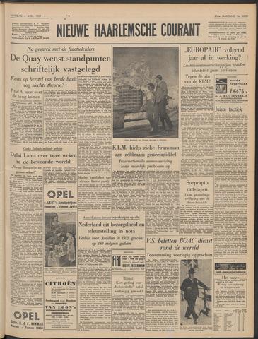Nieuwe Haarlemsche Courant 1959-04-04
