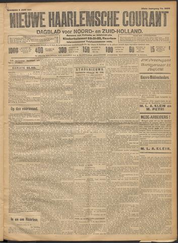 Nieuwe Haarlemsche Courant 1914-06-09