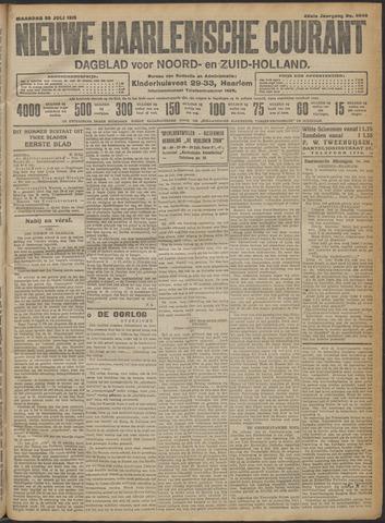 Nieuwe Haarlemsche Courant 1915-07-26
