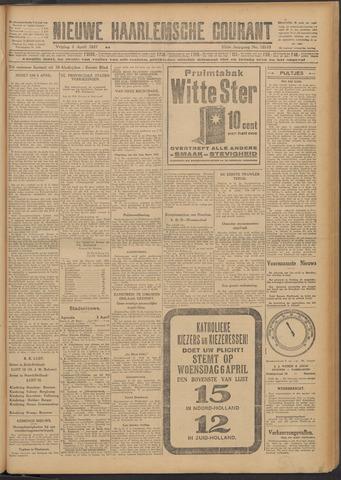 Nieuwe Haarlemsche Courant 1927-04-01