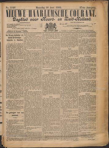 Nieuwe Haarlemsche Courant 1902-06-30