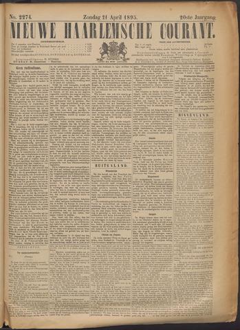 Nieuwe Haarlemsche Courant 1895-04-21