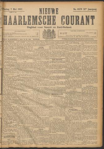 Nieuwe Haarlemsche Courant 1907-05-07