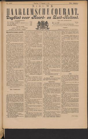 Nieuwe Haarlemsche Courant 1899-01-17