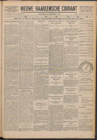 Nieuwe Haarlemsche Courant 1931-09-16