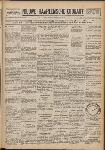 Nieuwe Haarlemsche Courant 1930-02-10