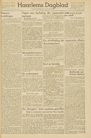 Haarlem's Dagblad 1945-08-27