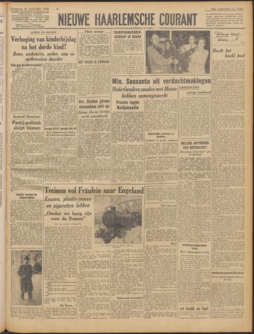 Nieuwe Haarlemsche Courant 1948-10-19