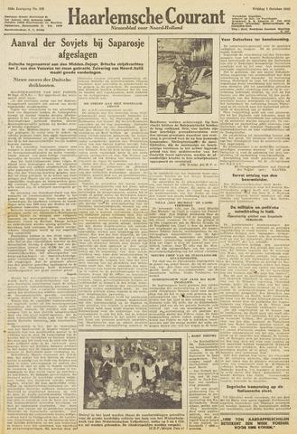 Haarlemsche Courant 1943-10-01