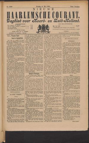 Nieuwe Haarlemsche Courant 1898-05-24