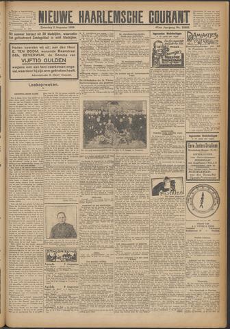 Nieuwe Haarlemsche Courant 1924-08-02