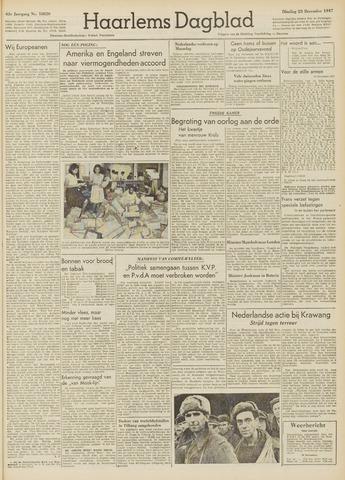 Haarlem's Dagblad 1947-12-23