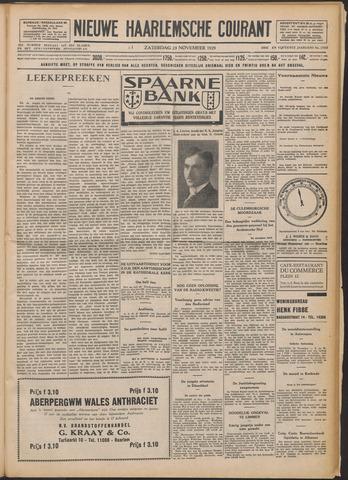 Nieuwe Haarlemsche Courant 1929-11-23