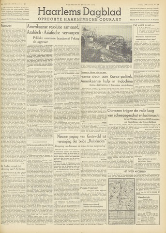 Haarlem's Dagblad 1951-01-31