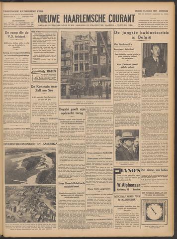 Nieuwe Haarlemsche Courant 1937-01-29