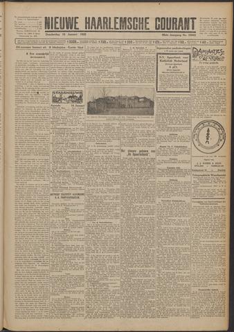 Nieuwe Haarlemsche Courant 1925-01-15