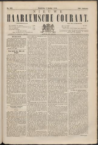 Nieuwe Haarlemsche Courant 1885-10-08