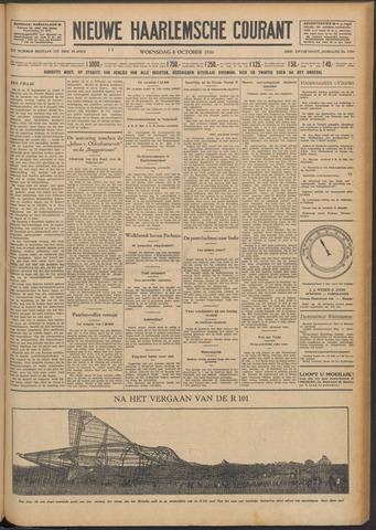 Nieuwe Haarlemsche Courant 1930-10-08