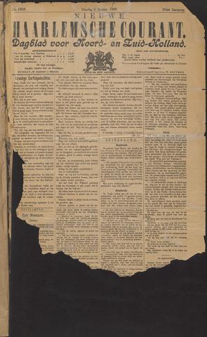 Nieuwe Haarlemsche Courant 1900-10-09