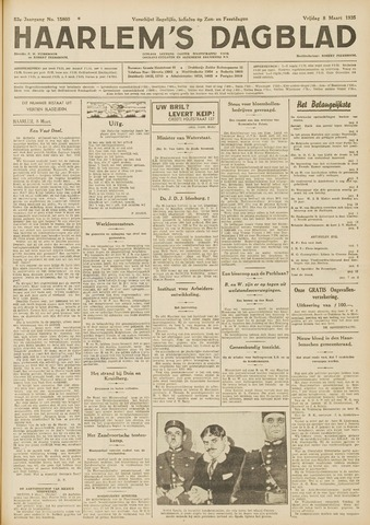 Haarlem's Dagblad 1935-03-08