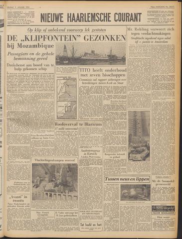 Nieuwe Haarlemsche Courant 1953-01-09