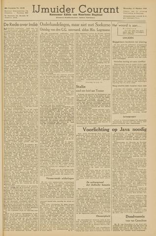 IJmuider Courant 1945-10-17